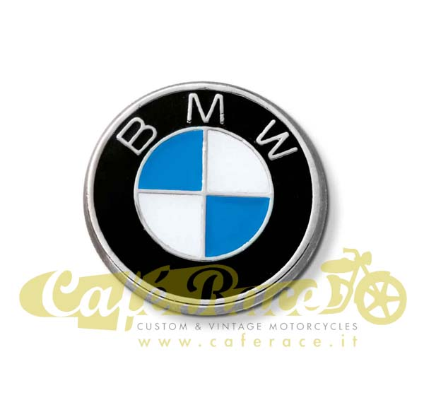 Spilla in metallo logo BMW Ø 22mm