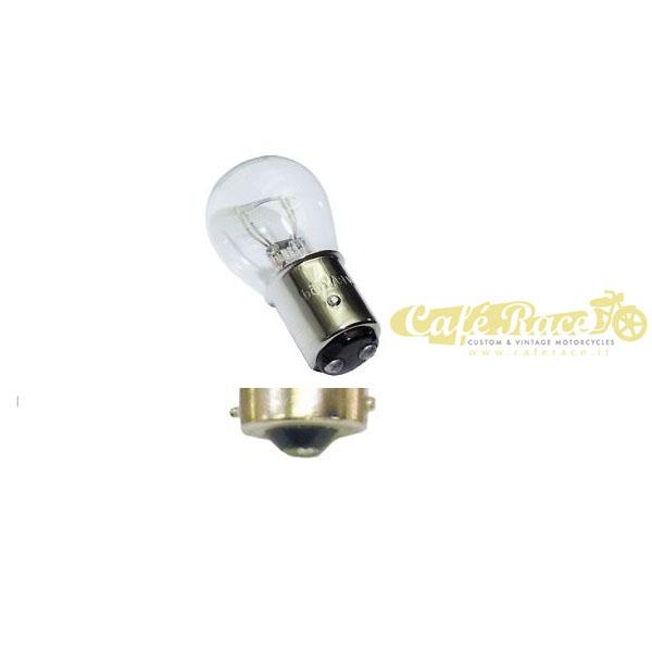 Lampadina G18.5 12 V 23/8 W zoccolo BAY15d