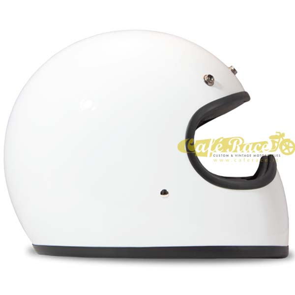 Casco integrale DMD RACER WHITE