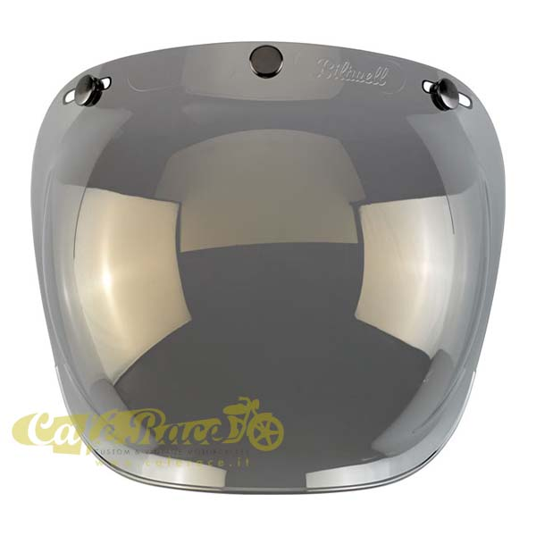 Visiera bolla bubble Biltwell Gold Mirror per casco jet