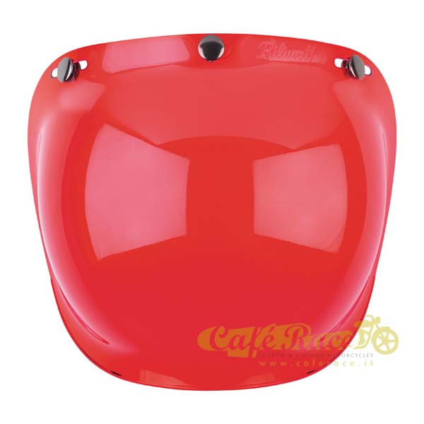 Visiera bolla bubble Anti-Fog Biltwell Rose per casco jet