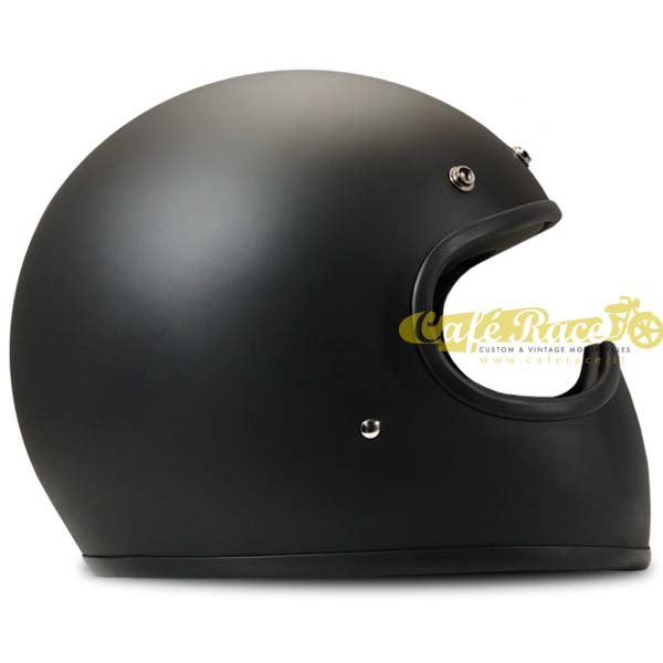 Casco integrale DMD RACER MATT BLACK