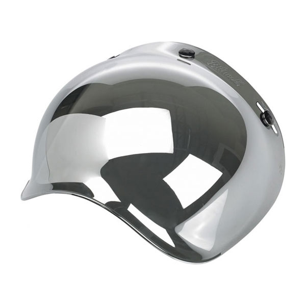 Visiera bolla bubble Biltwell CHROME MIRROR