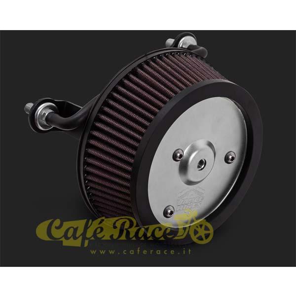 Filtro aria V&H VO2 NAKED AIR INTAKE per HD street 500/750