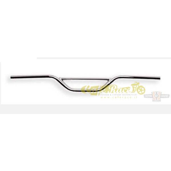 """Manubrio BMX10 Ø 1"""" (25mm) con fossette per HD"""