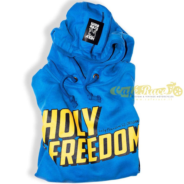 Felpa Holy Freedom WRECKING