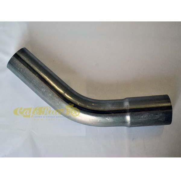 Curva scarico in acciaio 45° - Ø 44,5mm