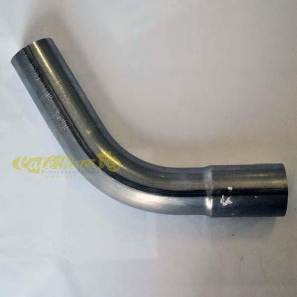 Curva scarico in acciaio 60° - Ø 44,5mm