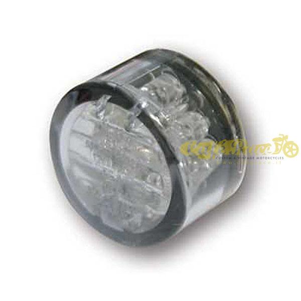 Fanalino posteriore PIN CLEAR a LED Omologato