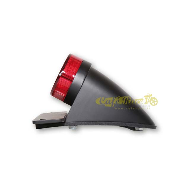 Faro posteriore Mini Sparto nero Omologato