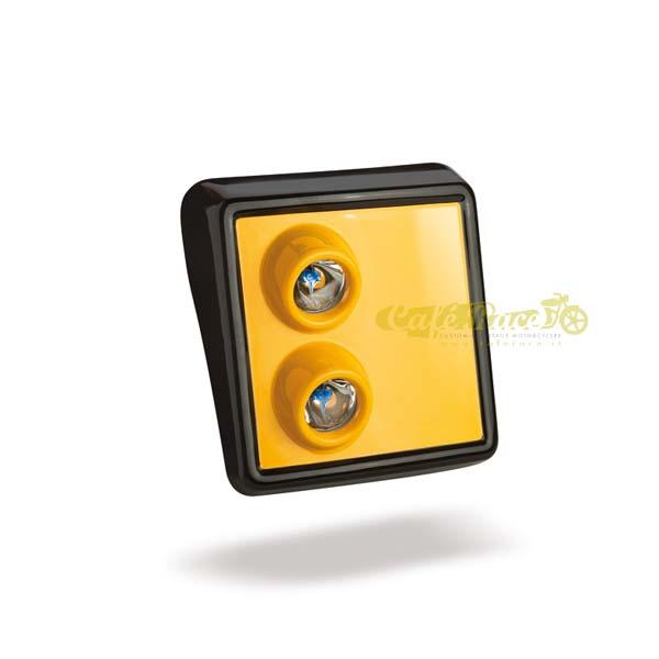 Cupolino FLAT TRACK 3 con luci a led