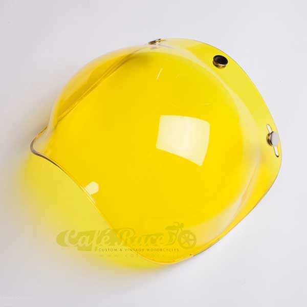 Visiera bubble TORX giallo