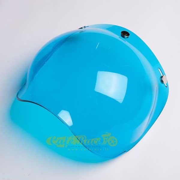 Visiera bubble TORX blu