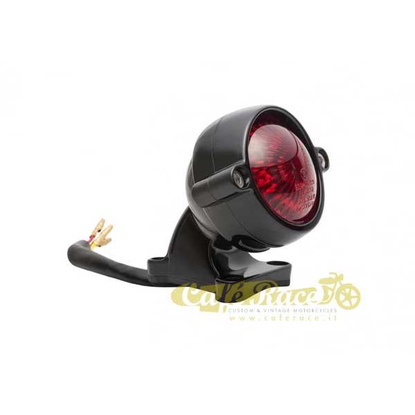 Fanalino a LED ELDORADO BLACK Omologato completo di supporto