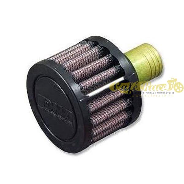 Filtro aria/olio DNA Ø12mm cilindrico rotondo attacco maschio
