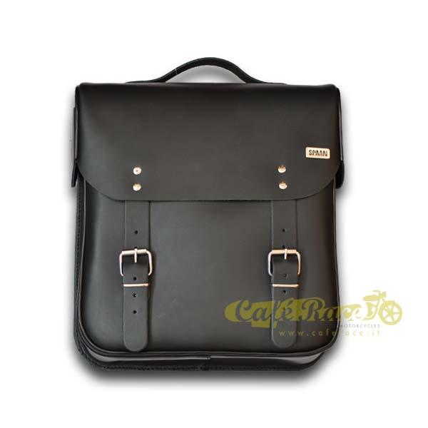 Mono borsa laterale con sgancio rapido Klick Fix 13 litri