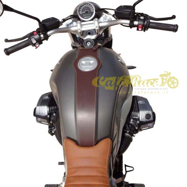 Copriserbatoio SPAAN marrone BMW R NINE T
