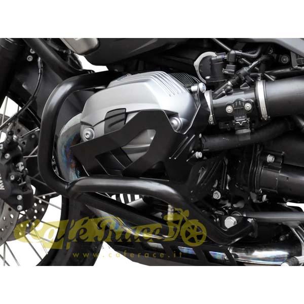 Black cylinder guards IBEX BMW R NINE T