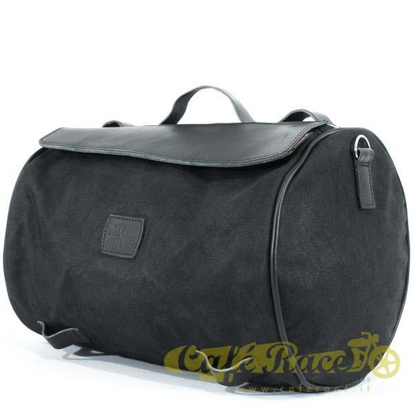 Borsone posteriore LONGRIDE ROLLER BAG BLACK 17,2 lt
