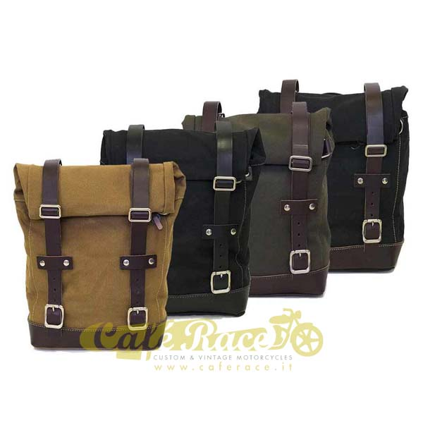Borsa laterale klick fix UNIT GARAGE Canvas