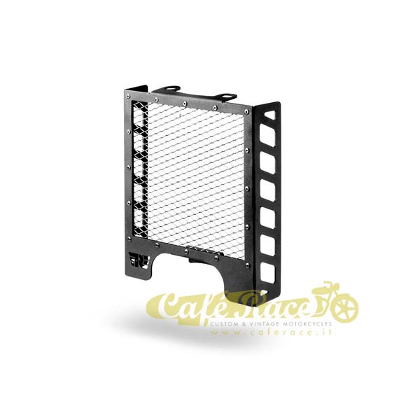 Copri radiatore nero ROYAL ENFIELD Interceptor - Continental GT 650