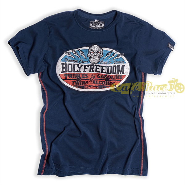 T-shirt Holy Freedom Triple and Twins tg.XL