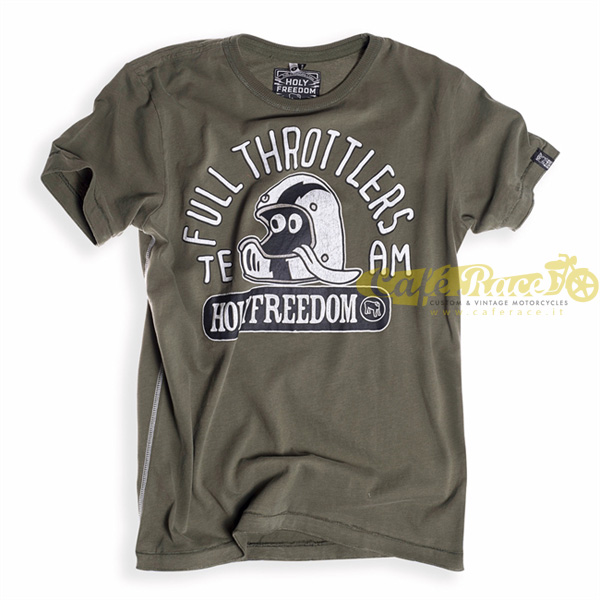 T-shirt Holy Freedom Full Face tg.M