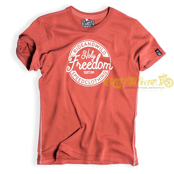 T-shirt Holy Freedom Ride tg.L