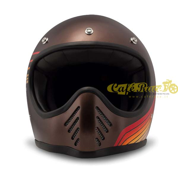 Casco DMD SEVENTYFIVE WAVES BROWN