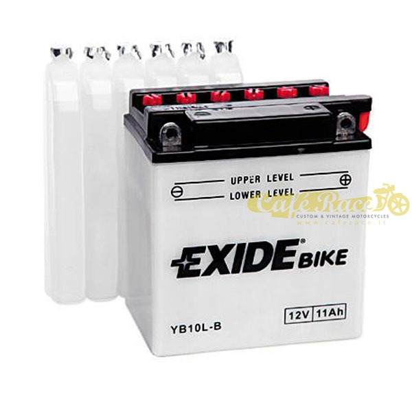 Batteria Exide Bike Conventional 12V-130A 135 x 90 x 145 mm