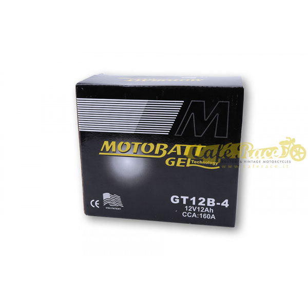 Batteria MOTOBATT GEL 12V-160A 150 x 70 x 130 mm