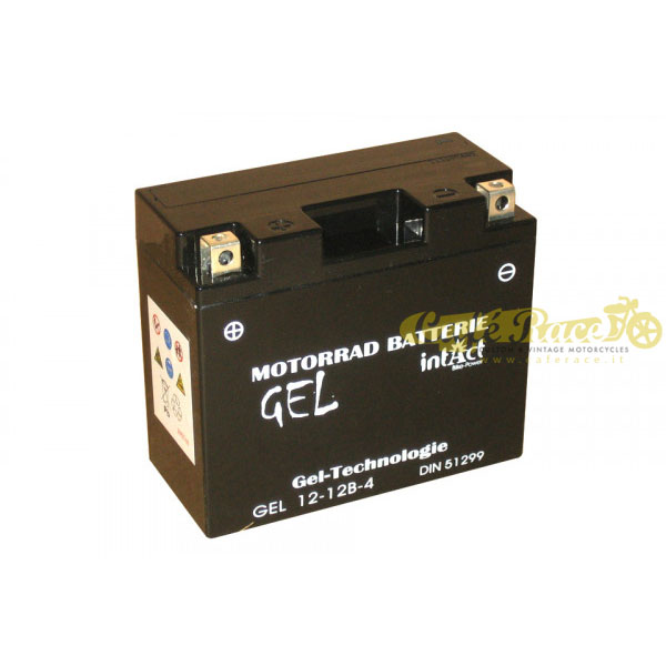 Batteria INTACT Bike GEL 12V-210A 150 x 69 x 130 mm