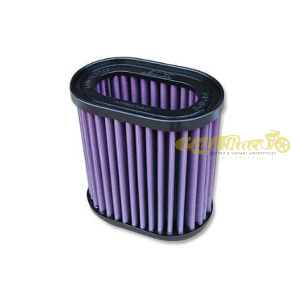 Filtro aria DNA specifico per Triumph ROCKET III /ROADSTER/CLASSIC/TOURING 04'-18'