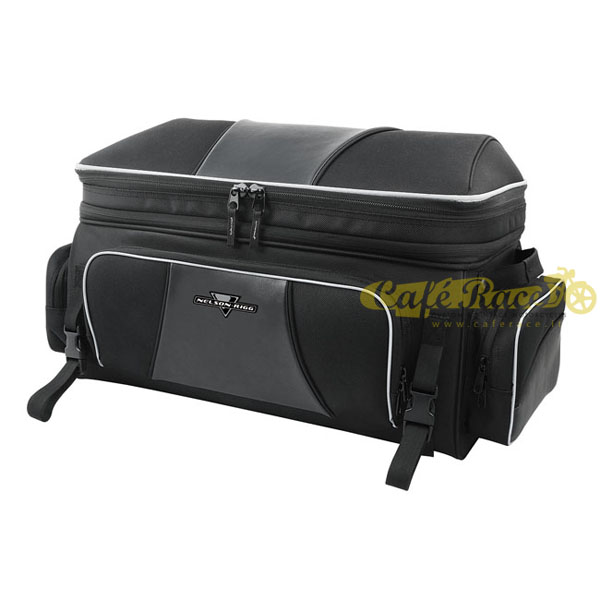 Borsa in tessuto Nelson-Rigg TRAVELER TOUR TRUNK 63 lt espandibile
