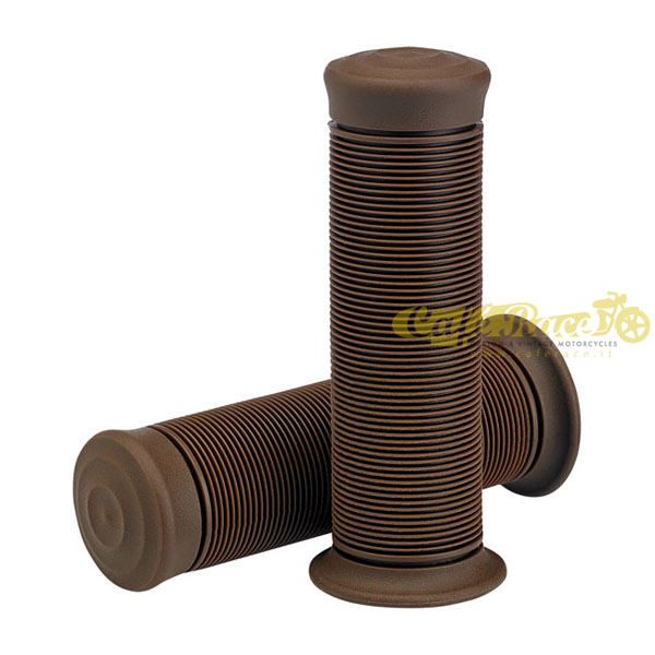 "Manopole BILTWELL TPV KUNG FU CHOCOLATE Ø 7/8"" - 22mm"