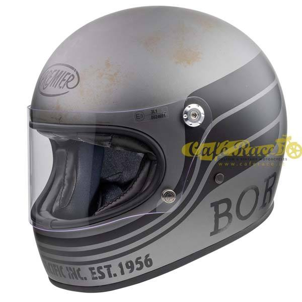 Casco integrale Premier TROPHY BTR 17 BM in fibra