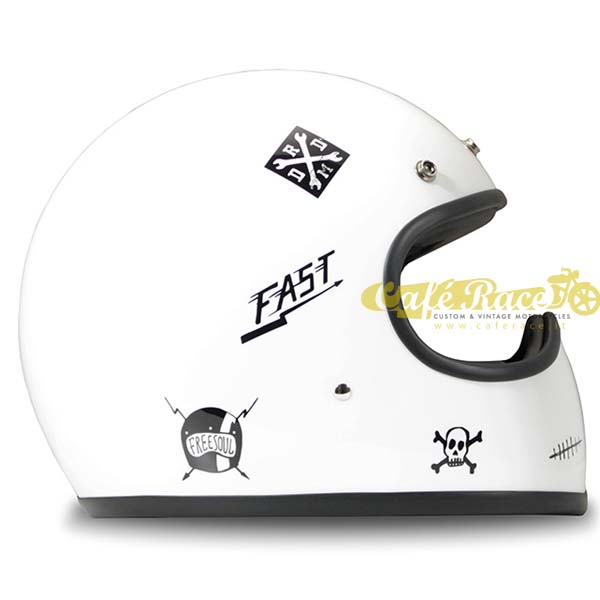 Casco integrale DMD RACER FLASH