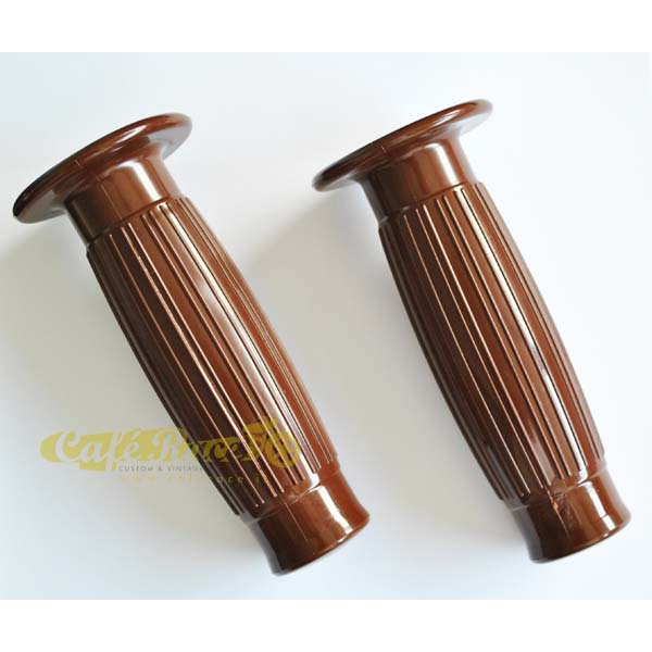 "Manopole a botticella DARK CHOCOLATE Ø 7/8"" - 22mm"