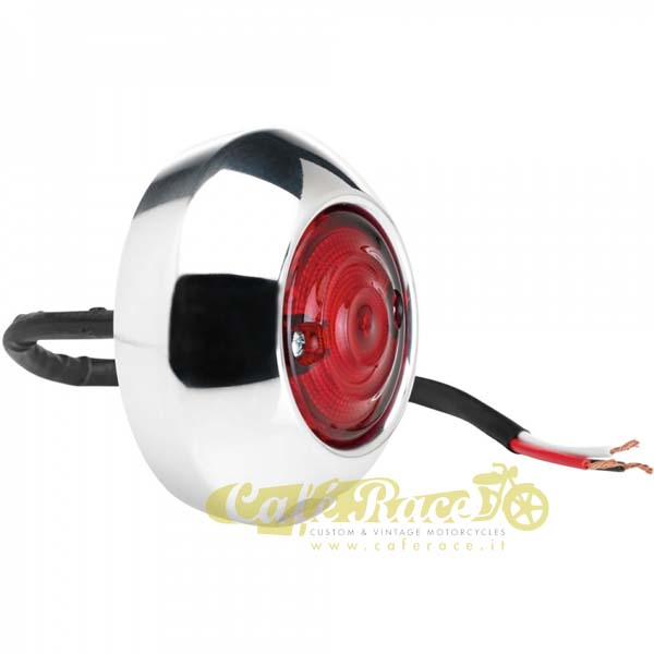 Faro posteriore LED Biltwell Model C in alluminio