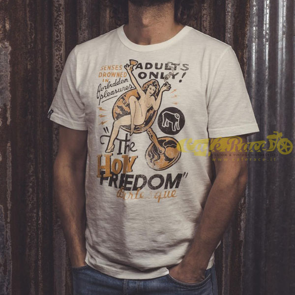 T-shirt Holy Freedom ADULTS ONLY