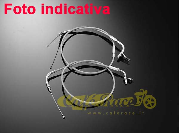 Cavo acceleratore + 150MM per YAMAHA V-STAR 1300, XVS1300 MIDNIGHT STAR, XVS1300A MIDNIGHT STAR