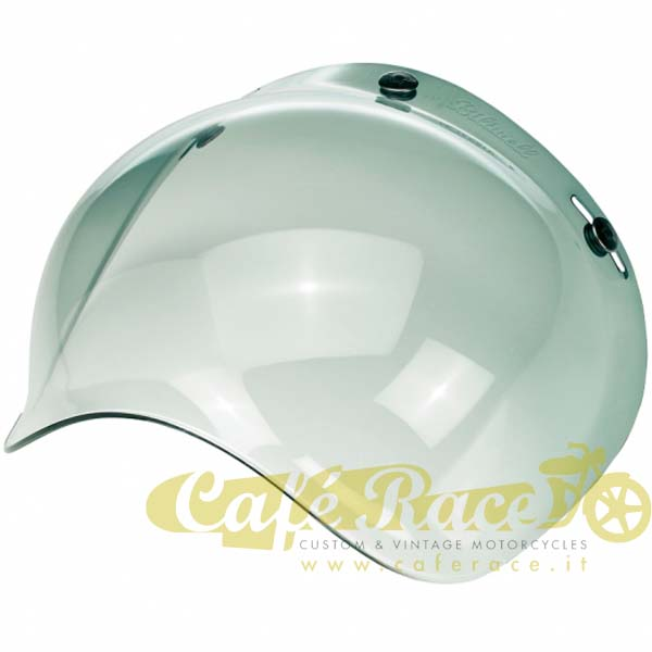 Visiera bolla bubble Biltwell Green Gradient casco jet