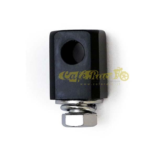 Blocchetto nero per montaggio faro anteriore