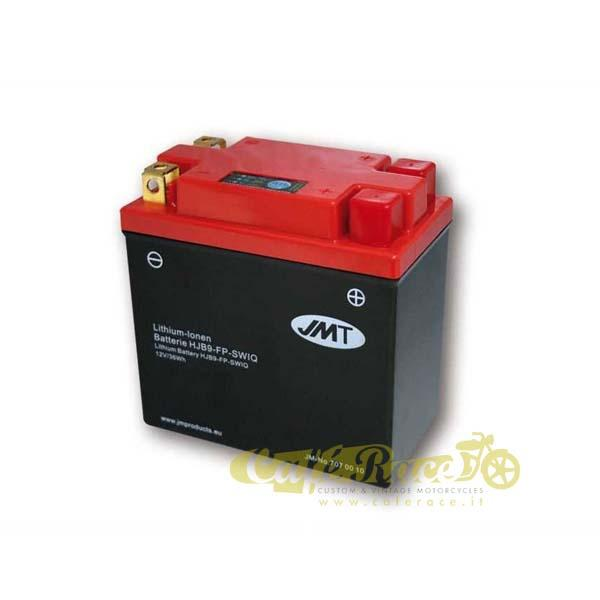Batteria JMT ioni di litio 12V-180A 134 x 75 x 133 mm
