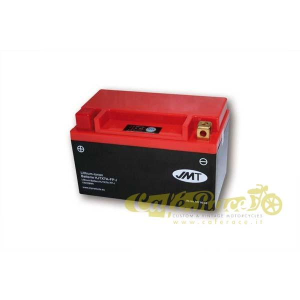 Batteria JMT ioni di litio 12V-160A 150 x 87 x 93 mm
