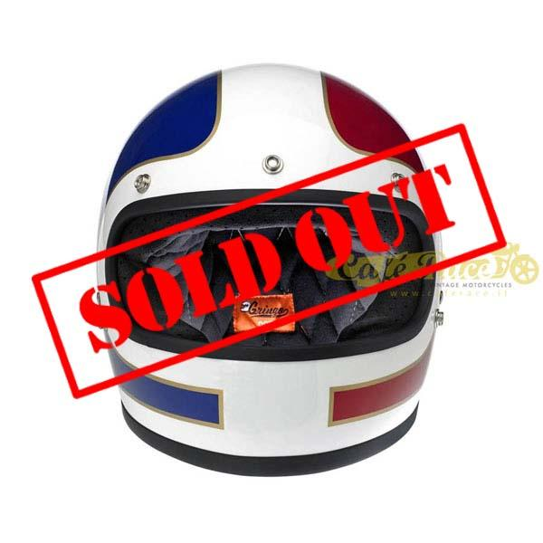 Casco integrale LE TRACKER RED/WHITE/BLUE Biltwell Gringo DOT