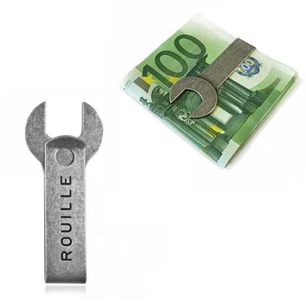 Fermaglio banconote Rouille Money Clip