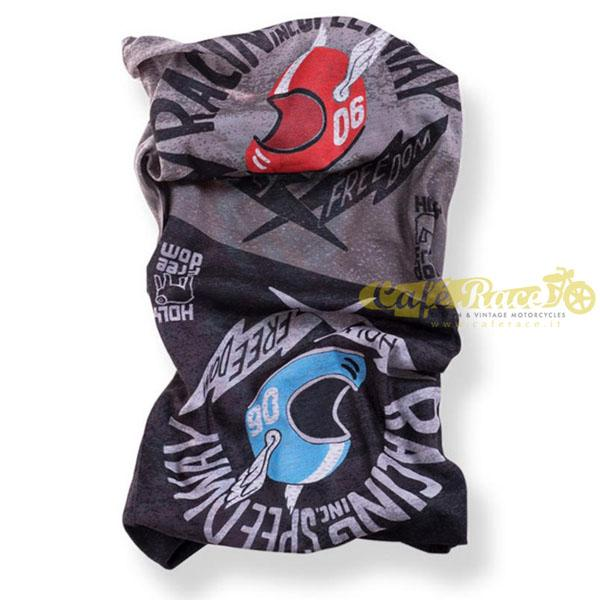 Bandana scaldacollo Holy Freedom POKER