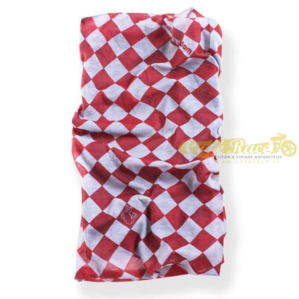 Bandana scaldacollo Holy Freedom BULLIT RED - Dry Keeper