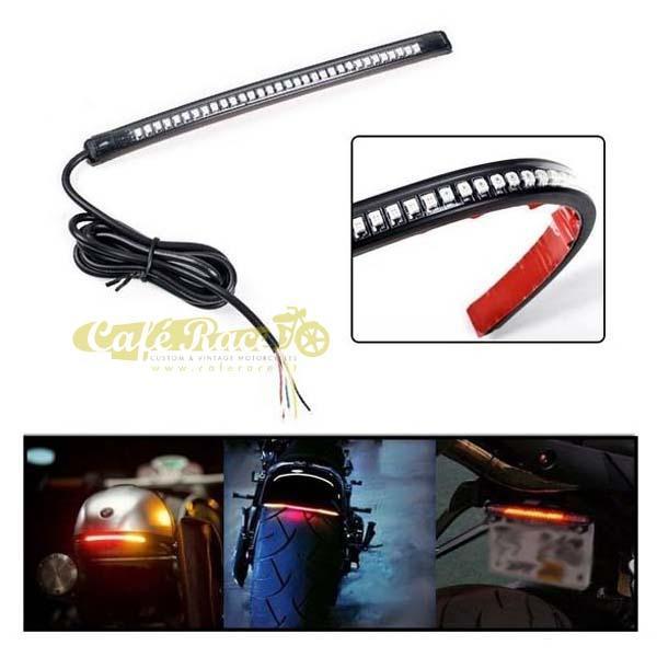 Faro posteriore LED con frecce incorporate 20cm